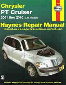 small engine service manuals 2007 chrysler pt cruiser regenerative braking 2001 2010 chrysler pt cruiser haynes repair manual