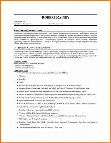 8 summary of qualifications resume ledger review