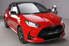 new 2020 toyota yaris supermini revealed with all new