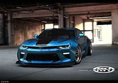 2016 Camaro 3D Rendering – 6th Gen  Forums