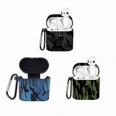 Camouflage Silicone Earphone With Keychain Xiaomi by Camouflage Silicone Earphone Bag With Keychain For Xiaomi