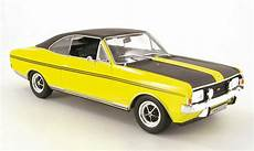 opel commodore a gs e yellow black revell diecast model