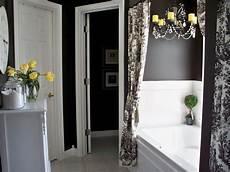 Black And White Bathroom Ideas Gallery Black And White Bathroom Decor Ideas Hgtv Pictures Hgtv