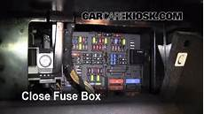 2008 bmw 328i fuse box location interior fuse box location 2006 2013 bmw 328xi 2008 bmw 328xi 3 0l 6 cyl sedan 4 door