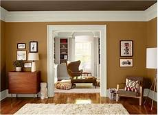 warm brown paint colors for living room in 2020 with images living room orange living room
