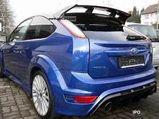 2010 ford focus 2 5 rs car photo and specs