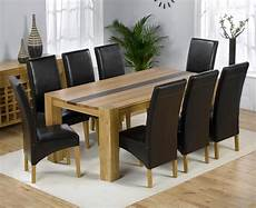 8 Seater Dining Room Table And Chairs by 20 Inspirations Oak Dining Tables 8 Chairs Dining Room Ideas