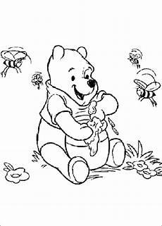 Winnie Pooh Malvorlagen Malvorlage Winnie Pooh Gratis Malvor