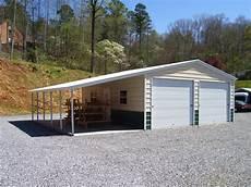 carport garage wildcat barns garages rent to own all metal garages