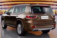 2021 jeep grand commander redesign release date specs