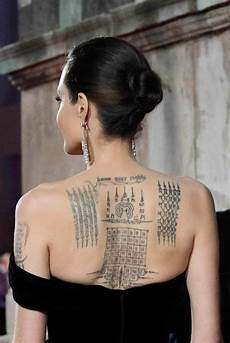 ultimate angelina jolie tattoo guide all tattoos meanings
