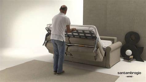 Divano Letto Meda Con Materasso Da 18 Cm/meda Sofa Bed