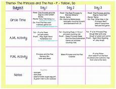 princess and the pea lesson plan for preschoolers and toddlers lesson plans all about me