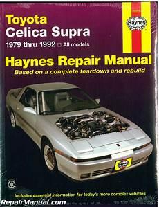 car repair manuals download 1982 toyota celica electronic toll collection haynes toyota celica supra 1979 1992 auto repair manual