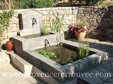 construire fontaine de jardin fontaine de jardin en avec bassin en cascade
