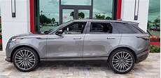 used 2018 land rover range rover velar edition for