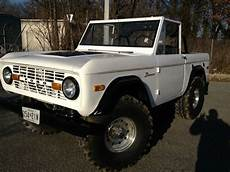 2019 ford bronco convertible find used restored 1971 ford bronco convertible with built