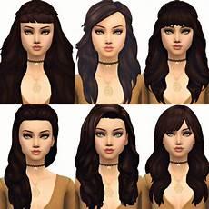 ts4 maxis match hair