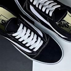 Jual Sepatu Vans Oldskool jual sepatu vans skool classic black and white dt bnib