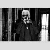 Karl Lagerfeld ...