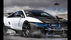 Speedart Bmw I8 Blue Electro Tuning Rp Design