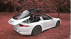 test dachfabrik porsche 911 targa 4 autorevue at
