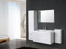 mobili bagno mobile bagno arredo bagno 100 cm colonne incluse white
