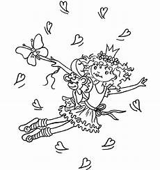 princess lillifee coloring pages for