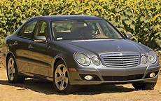 Used 2008 Mercedes E Class For Sale Pricing