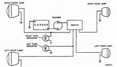 wiring diagram for turn signal turn signal systems