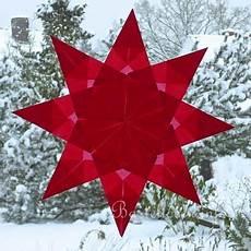 basteln mit kindern weihnachtsbasteln gefaltete sterne