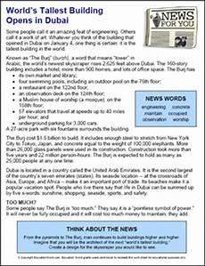 grade 2 arabic worksheets dubai schools 19807 world s tallest building opens in dubai education world