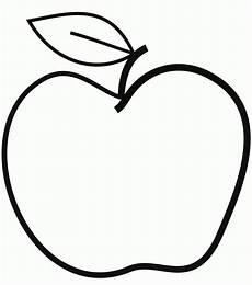 Malvorlage Apfel Zum Ausdrucken Vorlage Apfel Zum Ausschneiden Malvorlagentv
