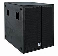 caisson de basse actif ou passif executive audio c18 caisson de basse passif 1000w rms 8 ohms
