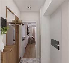 Entrée Appartement Design 4 Tiny Apartments 30 Square Meters Includes