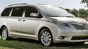 2018 Toyota Sienna Redesign And Rumors  YouTube