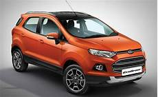 Ford India Launches The Ecosport Platinum Edition At Rs
