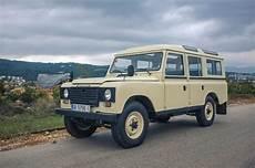 1983 Land Rover 109 Santana