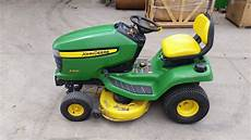 malvorlagen deere x300 2010 deere x300 lawn garden and commercial mowing