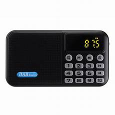 digital radio receiver test portable dab plus dab fm digital radio receiver