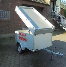 Pkw Anhänger Gebraucht - pkw anh 228 nger kofferanh 228 nger koffer aluminium gebraucht dj