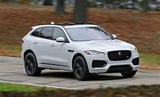 2017 Jaguar F Pace S Test Review Car And Driver
