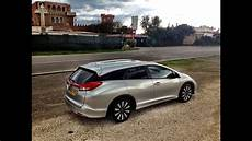 honda civic tourer honda civic tourer review autovisie tv