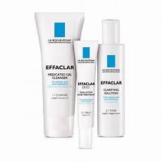 La Roche Posay Effaclar Dermatological 3 Step Acne System