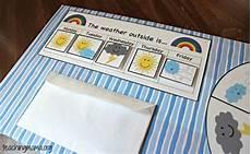 weather conditions worksheets for kindergarten 14516 diy preschool weather board with free printables preschool weather preschool emergent