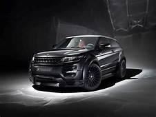 2013 German Modification Range Rover Evoque Hamann  NEWS