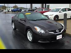 2012 nissan altima coupe 2 5s tour start up at
