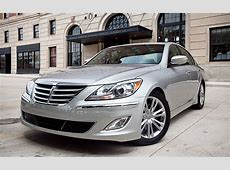 2012 Hyundai Genesis 3.8   Editors' Notebook   Automobile