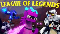 Lol Malvorlagen Mod Minecraft League Of Legends Mod Showcase League Of