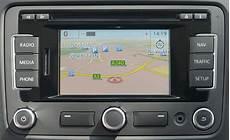 vw rns 310 radio navigation system satnav systems